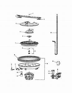 Electrolux Model Edw5505ess Dishwasher Genuine Parts