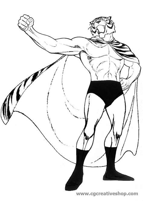disegni da colorare uomo tigre uomo tigre i disegno da colorare