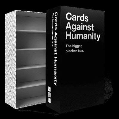 Check spelling or type a new query. Cards Against Humanity: The Bigger Blacker Box | Toys | Buy online in South Africa from Loot.co.za