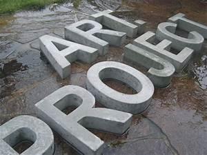 Buchstaben Aus Beton : beton buchstaben beton fabrik hausnummern zahlen und buchstaben aus beton ~ Sanjose-hotels-ca.com Haus und Dekorationen