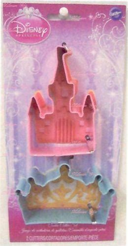disney princess cookie cutters ebay