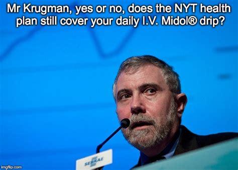 Midol Meme - krugman nyt imgflip