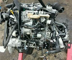 Toyota Avensis 2 0 D4d Diesel 1ad Common Rail Engine 2009