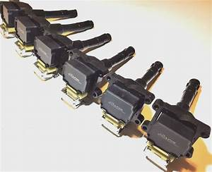 Bmw Ignition Coil  Ignition Coils Kit Set Of 4 For Bmw
