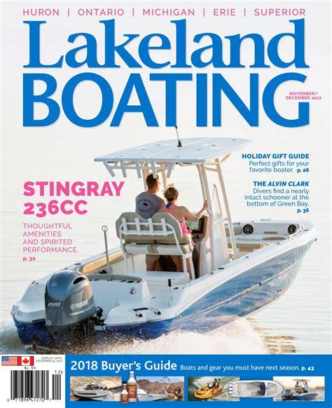 November/December 2017 by Lakeland Boating Magazine Issuu