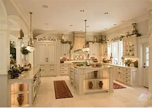 Superb and Elegant White Kitchen Designs