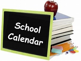 Image result for school year calendar clipart