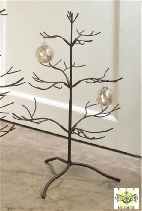ornament tree brown natural 25 quot ornament trees christmas ornament stands and hooks multiple
