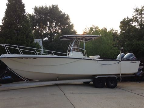 Mako Boat Trailers For Sale by Sold Mako 254 With Aluminum Trailer 150 Yamahas 12k