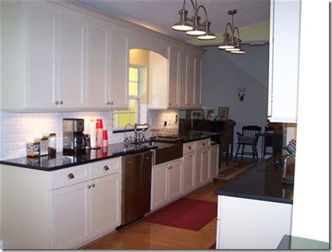 corridor kitchen home design and decor reviews