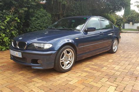 Bmw 3 Series 2004 by 2004 Bmw 3 Series 318i Facelift M Sport E46 Cars For Sale