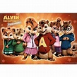 (24x36) Alvin and the Chipmunks: The Squeakquel Movie ...