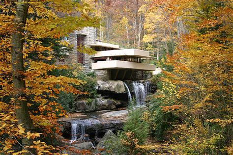 The Times New Roman Luxe Living Fallingwater
