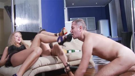 Russian Mistress Pissing In Mouth And Humiliating Slave In