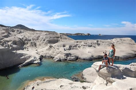 Visiting Milos Island And The Charming Village Of Adamas