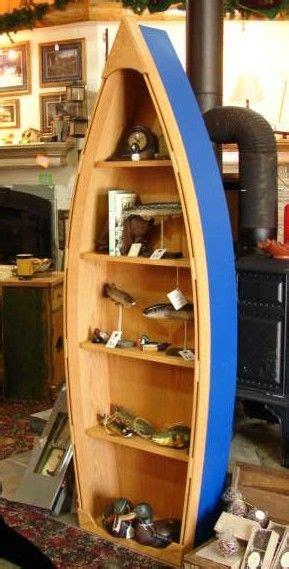 bookshelves boats  boat shelf  pinterest