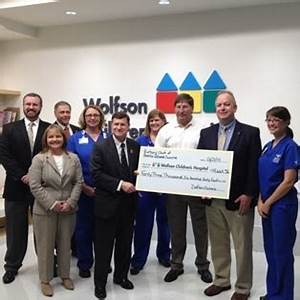 Rotary Donates Defibrillators to Wolfson Children's Hospital