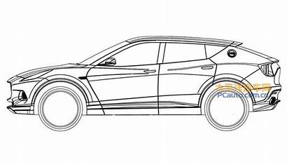 Suv Lotus Patent Drawings Drawing Been Revealed