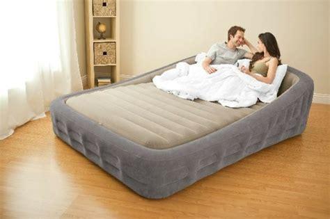 le matelas gonflable lit confortable archzine fr
