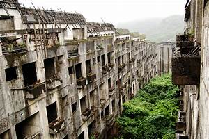 Deserted Places: An abandoned building complex in Taiwan