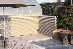 referenzbilder wwwsichtschutz schallschutzch With französischer balkon mit garten schallschutz