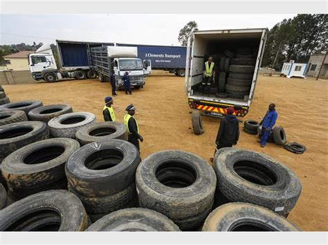 Pay Attention To Your Tyres This Transport Month