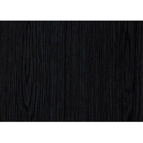 rouleau adhesif cuisine revêtement adhésif bois noir 2 m x 0 45 m leroy merlin