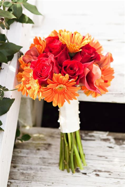 Fall Country Wedding Bouquet My Wedding Style Pinterest