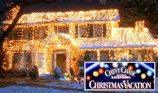 Cast Of Deck The Halls by Griswold House In National Lampoon S Christmas Vacation
