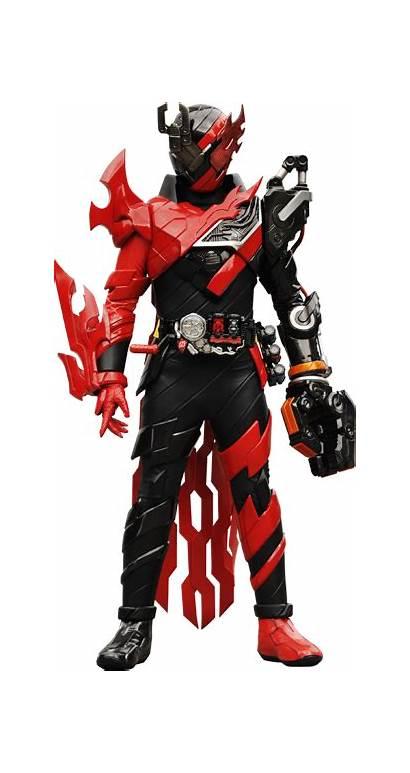 Kamen Rider Build Phoenix Robo Suit Designs