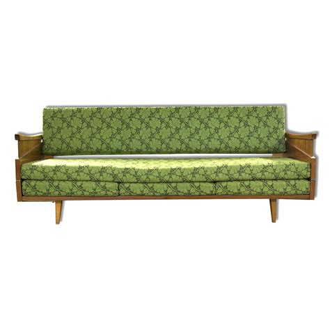 canapé ées 60 vintage sofa bed 1960s for sale at pamono