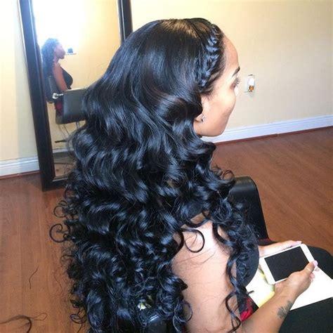 Versatile Sew In Hairstyles by Versatile Sew In Beautiful Yaya Indian Curly 22 24 26 28
