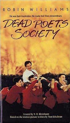 dead poets society  nh kleinbaum nook book
