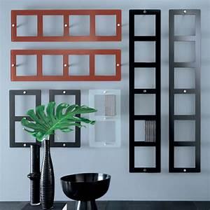 Glas Italia On Air Porta DVD Modern Wall Mounted Shelf ...