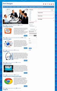 magazine pro nice blogger template the best blogger With pro photo blog templates