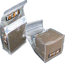 sealing waiting time patent registered  totani   totanis bag pouch making