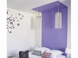 comment peindre une tete de lit sur le mur bricobistro With peindre tete de lit mur