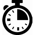 Icon Competition Clipart Chronometer Stopwatch Transparent Svg