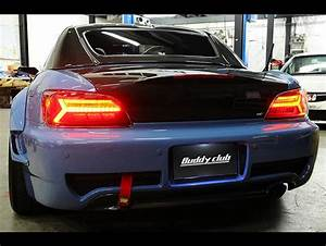Buddy Club Led Tail Lights - 04-09 S2000  Ap2