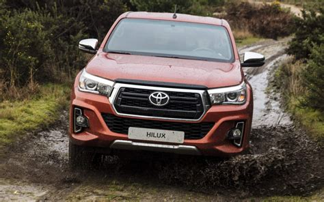 Toyota Hilux 2019 by Toyota Hilux 2019 Ganha Atualiza 231 227 O Na Europa Fotos