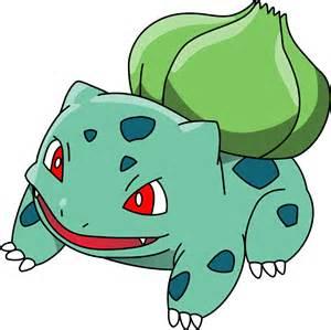 Art Pokemon Bulbasaur