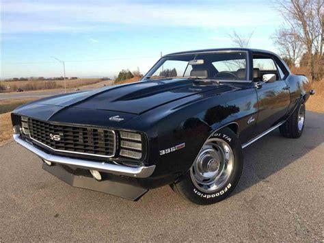 1969 Chevrolet Camaro Ss For Sale  Classiccarscom Cc