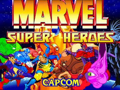 marvel super heroes game giant bomb