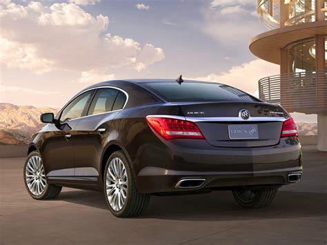 Buick New Models For 2014 by 2014 Buick Lacrosse Price Photos Reviews Features