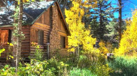 colorado cabins for creekside hideaway three mountain cabins for