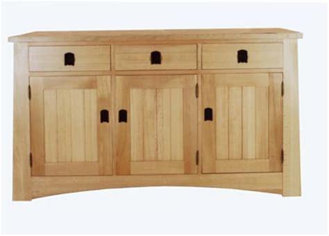 Beech Sideboard by Beech Sideboard