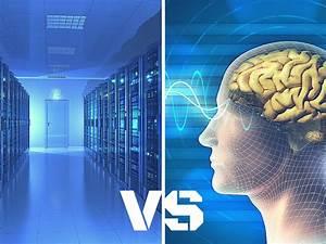 Computation Power  Human Brain Vs Supercomputer
