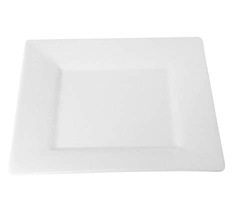 Viereckige Teller by 8 Square Plate