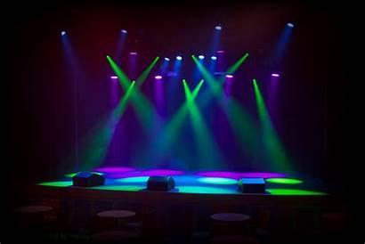 Stage Lighting Background Backgrounds Lights Spotlight Effects