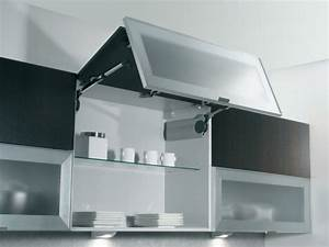 Meuble Haut Cuisine Vitré : meuble cuisine 26 exemples qui arrangent ~ Teatrodelosmanantiales.com Idées de Décoration